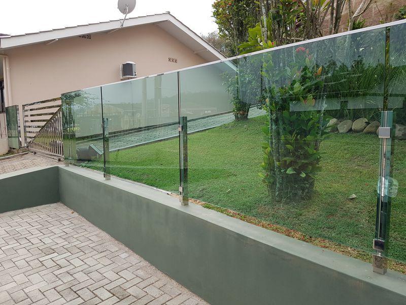 Cerca de vidro valor