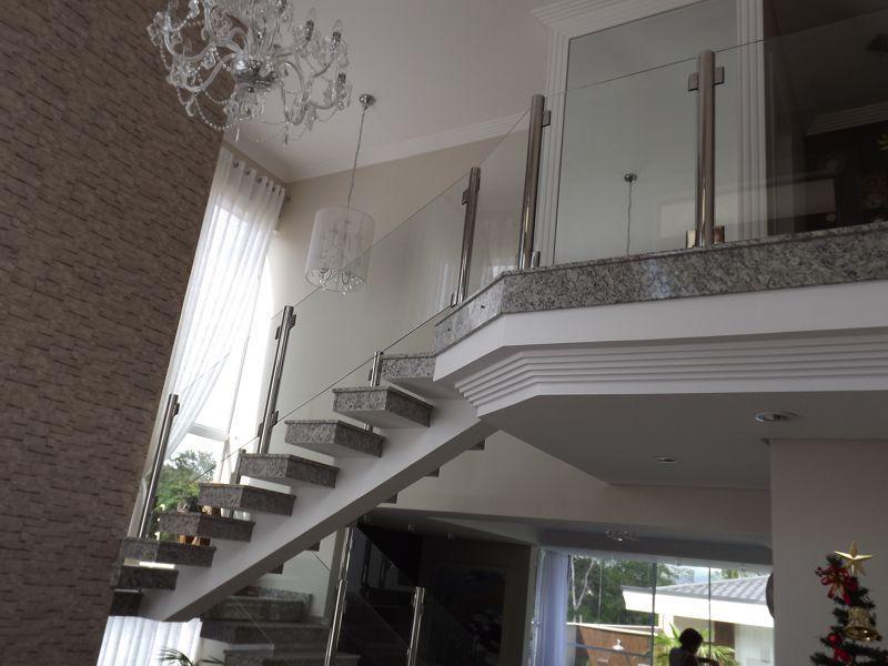 Corrimão de inox para escada preço