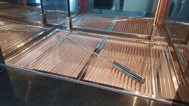 Fabrica de grelhas para churrasco