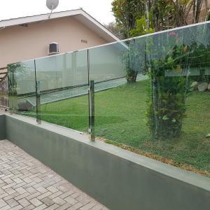 Fábrica cercas de inox
